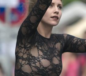 Reut Shemesh Dance Company – The Virgin's Voice 2015