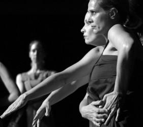 (Marie-Sophie Usadel,) Claudia Mattelé und Tanja Kubanek
