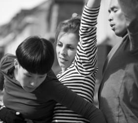 Magdalena Stoyanova, Hsiao-Ting Liao, Keith Chin